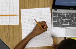 "A photo from ""Nationwide Test Shows Dip in Students' Math Abilities"""