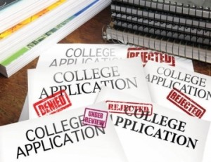 """A photo for """"Rethinking College Admissions"""" article"""