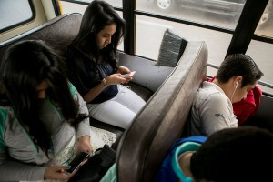 "A photo from the article ""Bridging a Digital Divide That Leaves Schoolchildren Behind"""