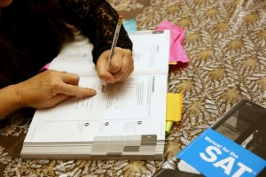 "A photo from the article ""Something you should know about the new SAT"""