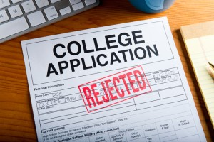 "A photo for the article ""College Admissions Shocker!"""